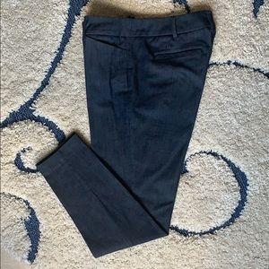 "Blue ""Dress"" Jeans"